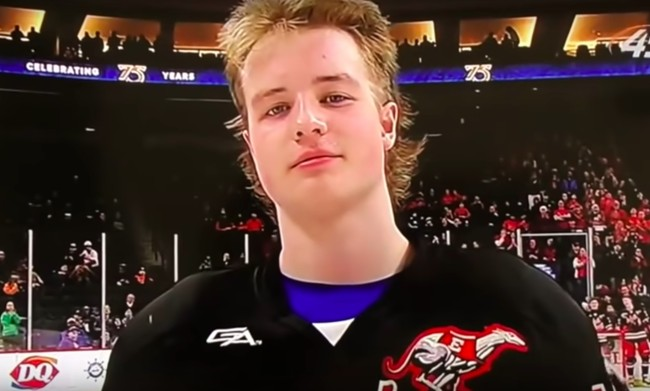 2019 Minnesota State High School All-Hockey Hair Team