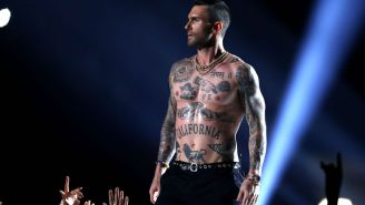 The FCC Received Some Hilarious Complaints About Adam Levine Blasting His Nipples During The Super Bowl Halftime Show