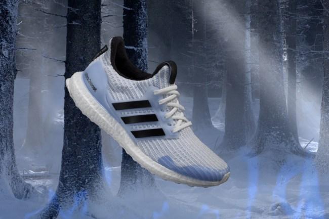 Adidas Running Game of Thrones Season 8 UltraBoost sneakers