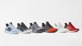 Adidas x 'Game Of Thrones' UltraBOOST Collection Pays Respect To The Iron Throne Contenders In Season 8