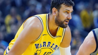 Andrew Bogut Reveals The One Thing That's Helped Him Stay In Shape As He Rejoined The NBA: Lots Of Beer
