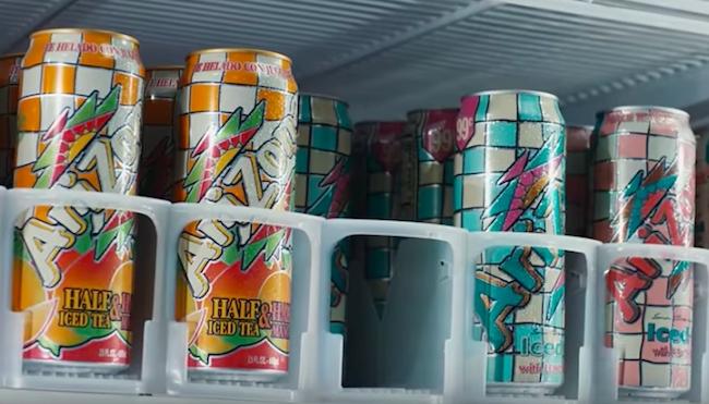why is arizona iced tea 99 cents