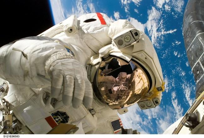 astronauts herpes