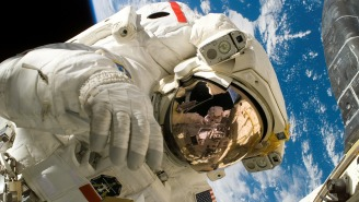Astronauts Are Mysteriously Getting Herpes In Space And Maybe It's Not Such A Cool Job After All