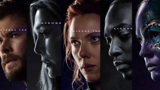 New 'Avengers: Endgame' Posters Separate The Dead From The Alive, Add To Thanos' Death Toll