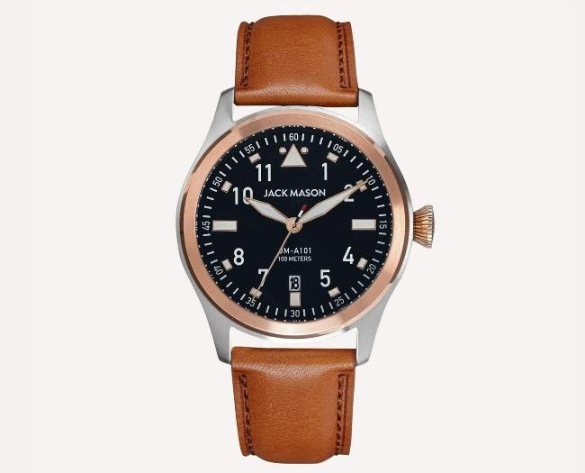 Aviator 3-Hand Watch