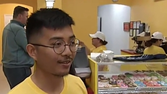 Son's Tweet Goes Super Viral And Saves His Sad Dad's Donut Shop