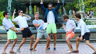 Birddogs Create Gym Shorts And Pants To Better Protect Your 'Boys' And Are Functional And Stylish AF