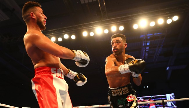 Boxer Sabri Sediri Gets Knocked Out After Taunting Sam Maxwell
