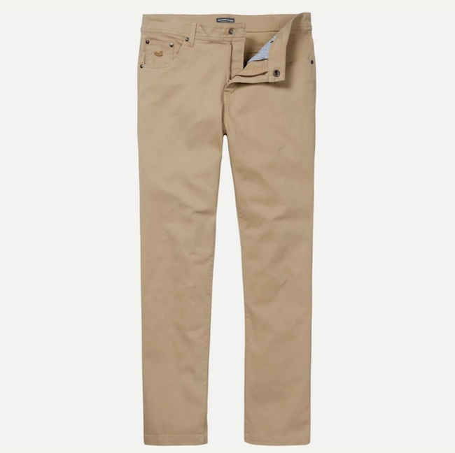 Brazos Stretch Chino from Southern Marsh