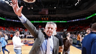 Bruce Pearl Does NBA Draft Interview In Grocery Store Parking Lot, Refers To Himself As 'BP'