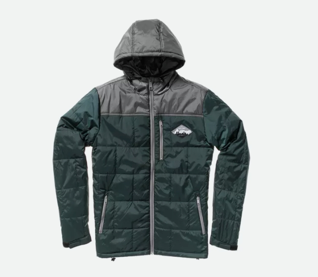Camper Hooded Jacket 2.0