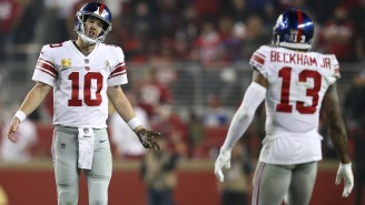 Chris Simms Has A Fascinating Hot Take On Why The Giants Really Traded Odell Beckham, Jr.