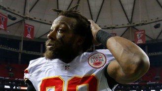 The Cleveland Browns Are Rumored To Have Interest In Pro Bowl Safety Eric Berry And Twitter Has Some Thoughts