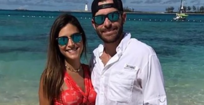 couple tell story missed cruise sail away