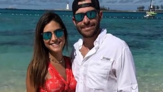 Couple Who Missed Cruise Ship With Their Belongings And Were Stranded On Island Tell 'Nightmare' Honeymoon Story