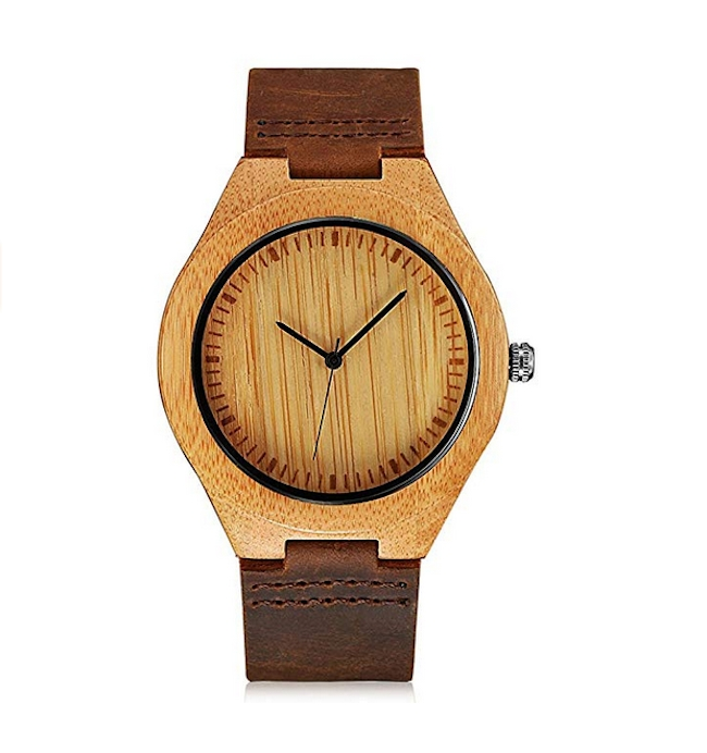 CUCOL Mens Wooden Watches