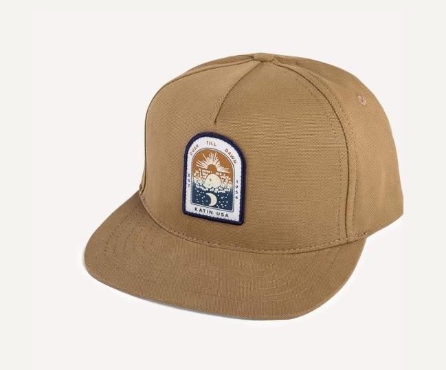 'Dusk Till Dawn' 5-Panel Hat