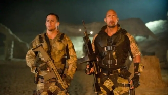 Dwayne 'The Rock' Johnson Gets A Tank Named After Him And The Internet Reacts With A Blitz Of Backlash