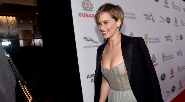 Emilia Clarke Revealed She Almost Died Twice From Brain Aneurysms