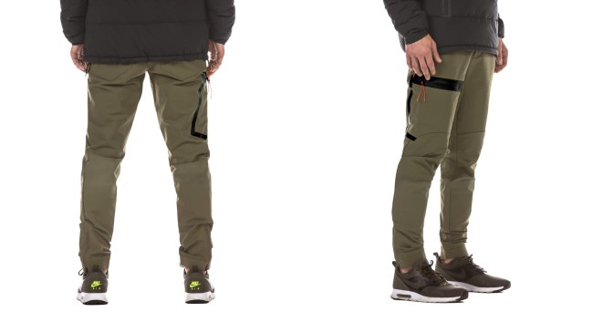 Foehn Brise Pant technical gear for rock climbing everyday style