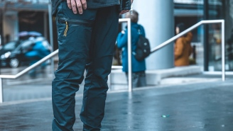 These Lightweight Technical Pants Were Engineered For Rock Climbing And Built For Everyday Style