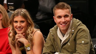 Genie Bouchard's Super Bowl Date Bet With That Rando On Twitter Is Being Made Into A Movie