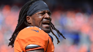 Adam 'Pacman' Jones Arrested After Cheating At A Casino Table And The Details Are Wild
