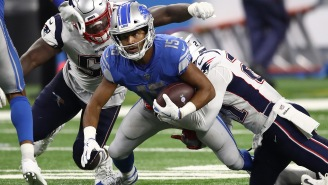 Patriots Fans Are Salty Golden Tate Signed With The Giants After Reports Pegged Him To Land With New England