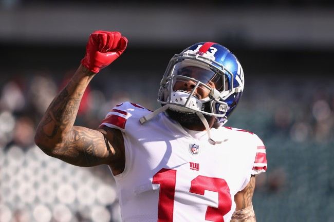 Three Teams Interested In Trading For Odell Beckham Jr.