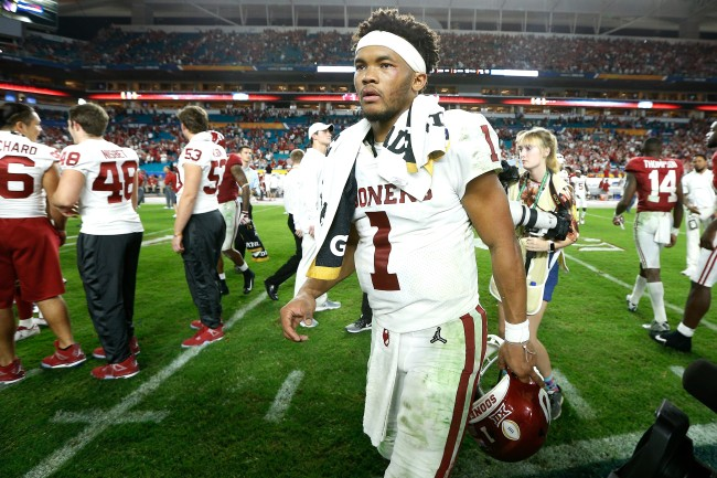 Anonymous sources are taking shots at Kyler Murray