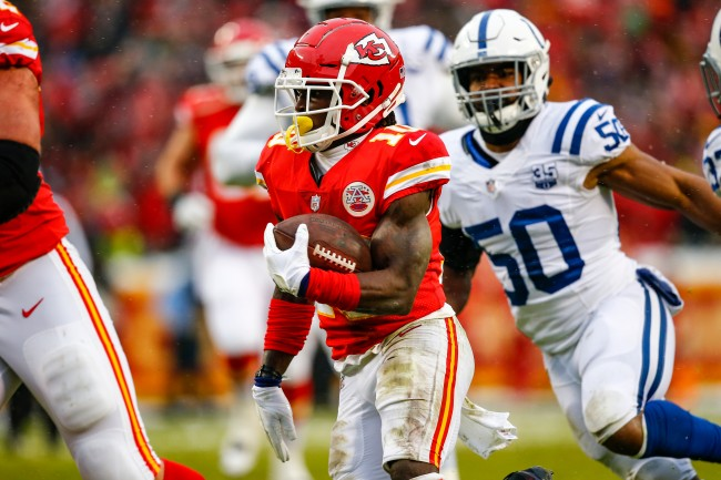 Tyreek Hill Being Investigation For Battery Of 3-year-old son