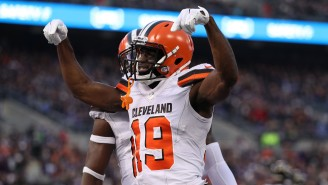 Wide Receiver Breshad Perriman Pulls Out Of Deal With Browns After Team Traded For Odell Beckham Jr.