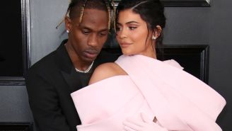 Travis Scott Deleted His Instagram Reportedly Because Kylie Jenner Found Incriminating DMs Proving That He Cheated