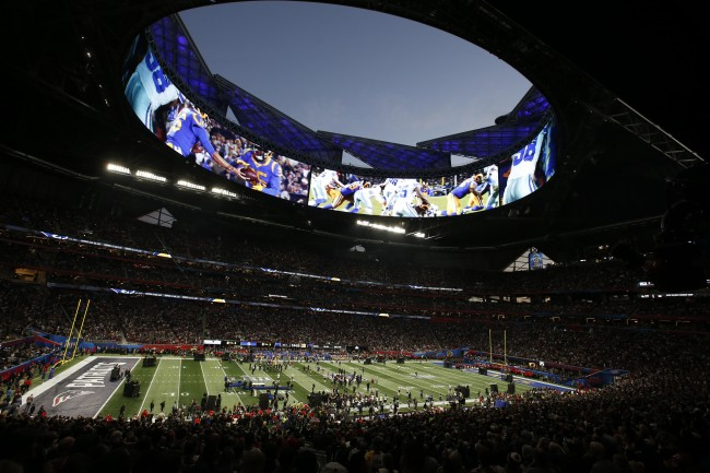 Mercedes-Benz Stadium Atlanta Super Bowl