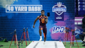 DK Metcalf Is Absolutely Crushing Every Drill At The NFL Combine And Is Basically The Football Version Of Thanos