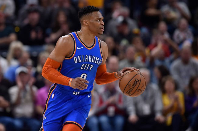 Russell Westbrook threatens to beat up Jazz fan