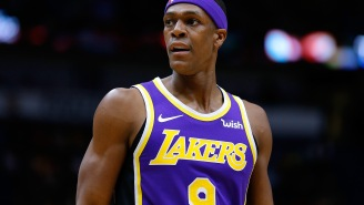 Mark Jackson Rips Rajon Rondo For Sitting Apart From The Lakers Bench In Another Sh*tty Loss