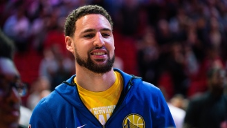 Klay Thompson Calls Out Sh*tty Warriors Fans For Being Sh*tty In Awful Loss To Suns