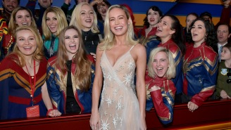 These Are The Weight-Lifting Exercises Brie Larson Used To Get Into Perfect Shape For 'Captain Marvel'