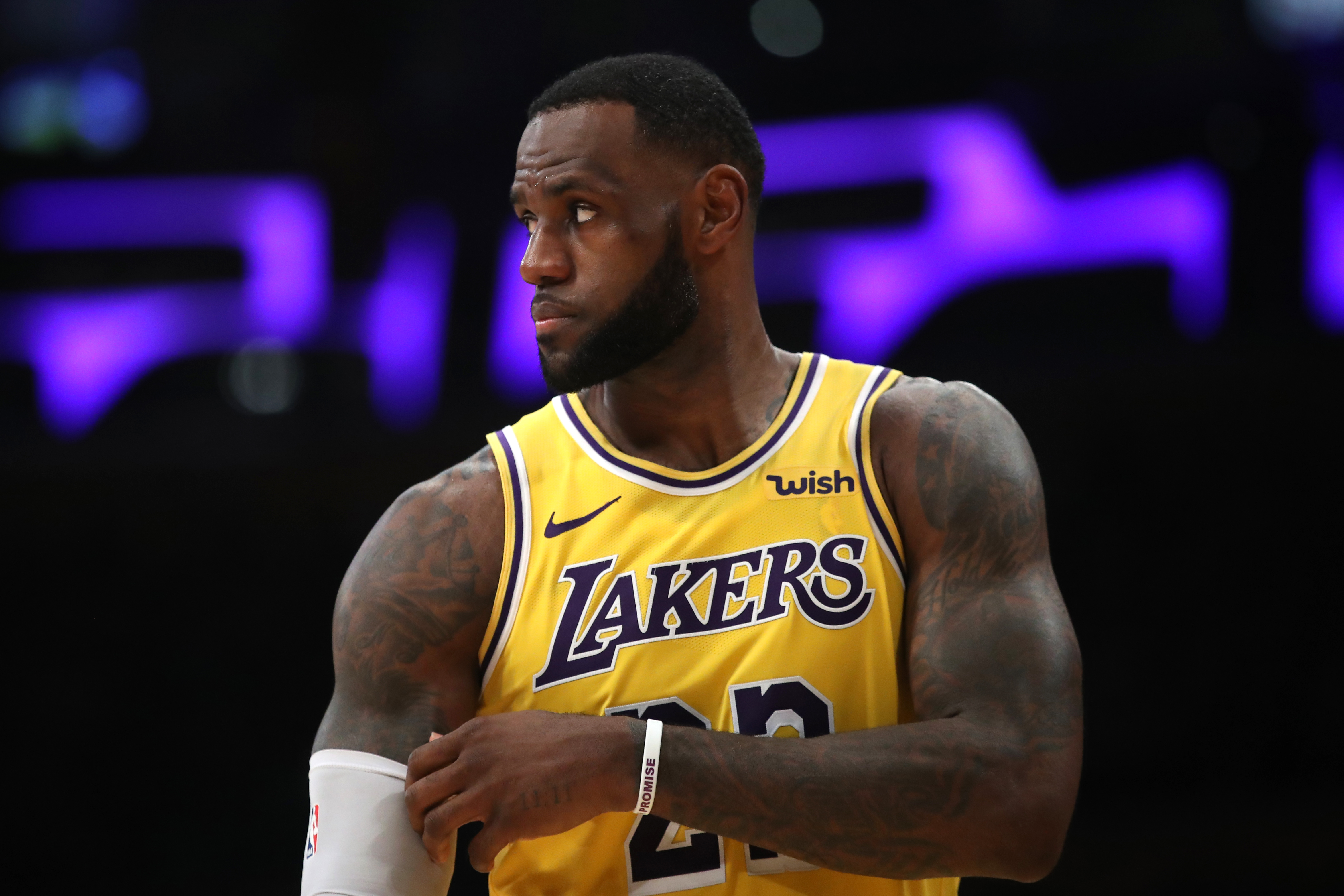 Fans Blast LeBron James For Comparing Disney Bubble To Going To Prison