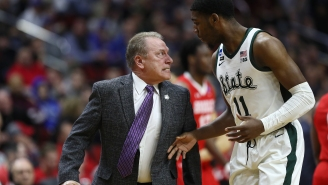 Tom Izzo Reveals Reason He Chewed Out His Player Mid-Game, Former Players Rush To Izzo's Defense