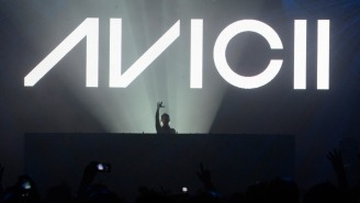 David Guetta Played A Never-Released Song With Avicii At The Avicii Tribute Concert