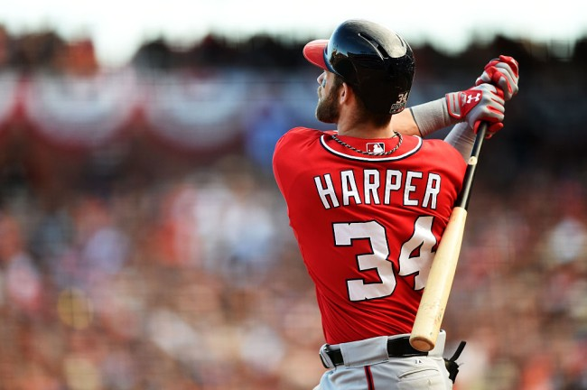 Higher State Taxes In California Helped Phillies Sign Bryce Harper