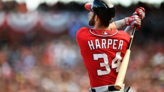 State Taxes Played Huge A Factor In Bryce Harper Negotiations, Ultimately Helped Phillies And Hurt California Teams