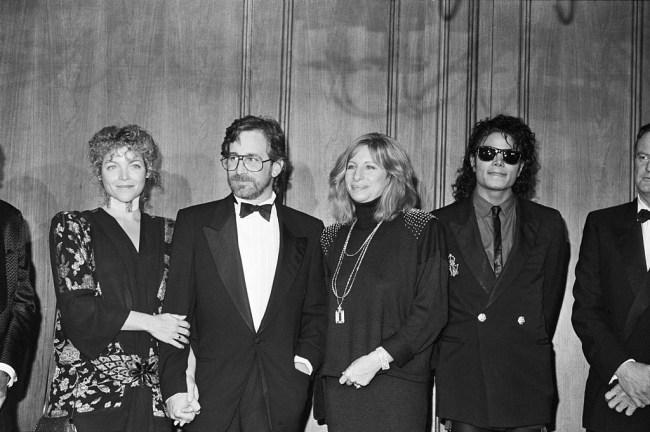 Barbra Streisand comments Michael Jackson accusers leaving neverland backlash