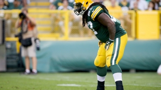 Former NFL RB Eddie Lacy Shuts Down Twitter Troll Who Jabbed Him About His Weight