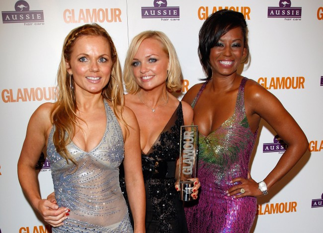 Spice Girls 'Scary Spice' Mel B reveals she once had sex with Geri 'Ginger Spice' Halliwell