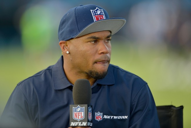 Steve Smith Sr. Takes Shot At Jason Witten During The NFL Combine