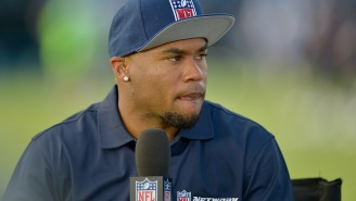 Steve Smith Sr. Hilariously Takes Shot At Jason Witten During NFL Combine